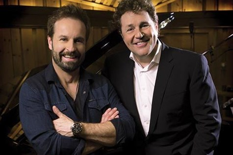 Alfie Boe and Michael Ball, Genting Arena