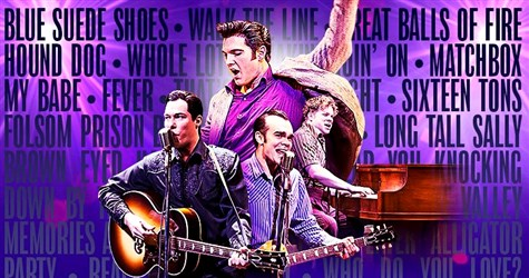 Million Dollar Quartet, The Grand, Wolverhampton