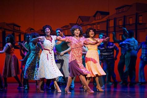 Motown the Musical, New Alexandra Theatre, Bham