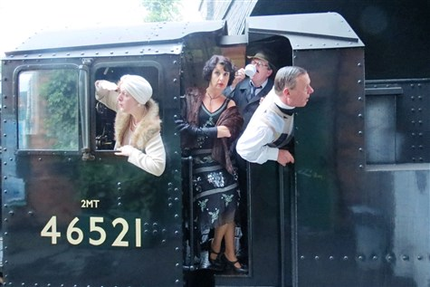 Murder Mystery Dining Experience at Severn Valley