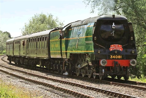 Peterborough & Nene Valley Railway