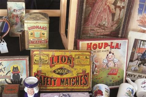 Newark International Antiques