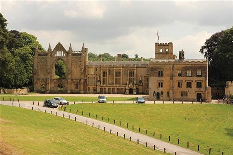 Newstead Abbey & Sherwood Forest