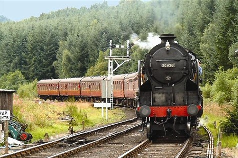 North Yorkshire Moors Railway & Whitby