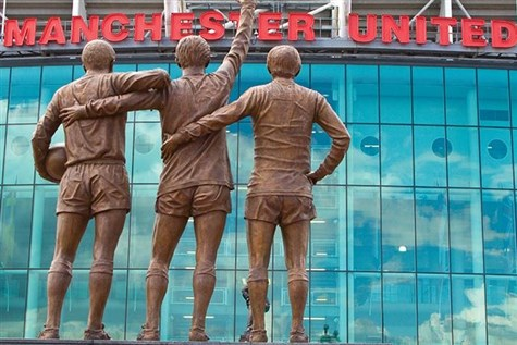 Manchester United Stadium Tour with Lunch