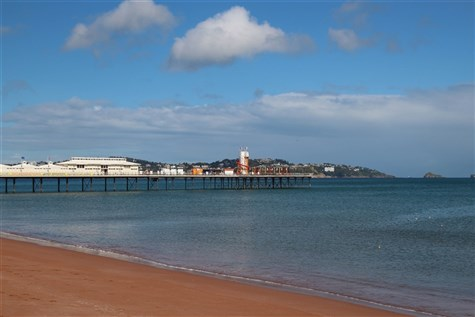 Paignton or Brixham
