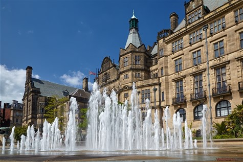 Sheffield & Sheffield Botanical Gardens