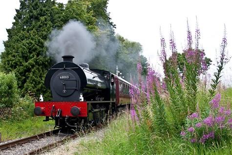 Peak Railway with Whittles Coaches