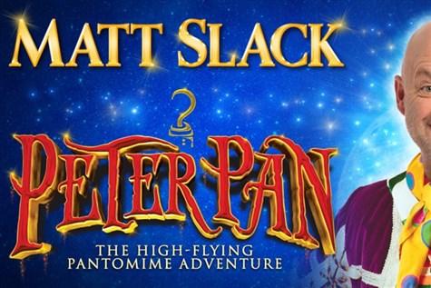 Peter Pan, Bham Hippodrome