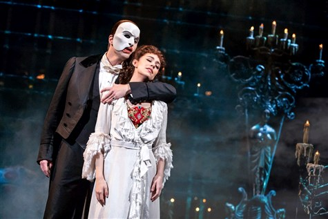 Phantom of the Opera, Birmingham Hippodrome