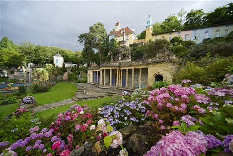 Portmeirion and Scenic Snowdonia