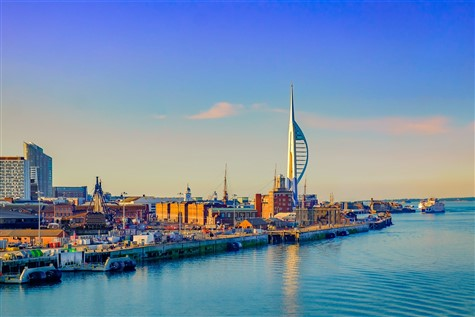 A Day Excursion to Portsmouth with Whittles Coaches