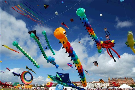 Portsmouth International Kite Festival, Southsea