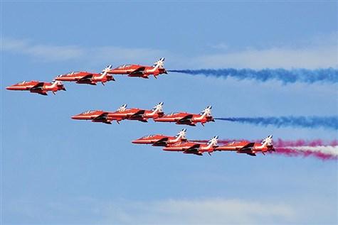 RAF Cosford Airshow, Albrighton