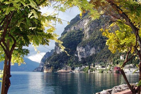 Glorious Lake Garda
