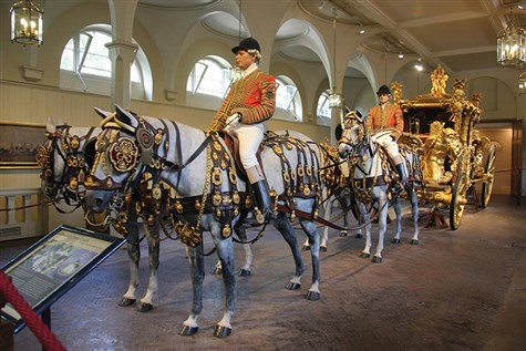 Royal Day Out - State Rooms and Royal Mews
