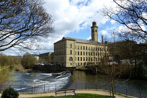 Bradford and Saltaire