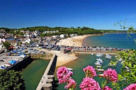 Saundersfoot & Stunning Pembrokeshire