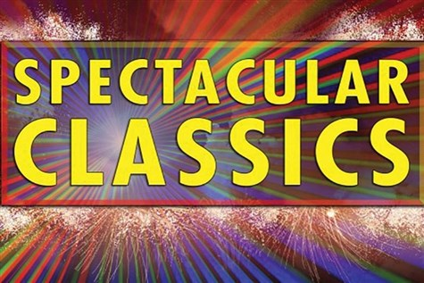 Spectacular Classics at Symphony Hall