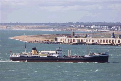 SS Sheildhall Mayflower 400 Celebrations