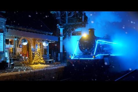 Steam In Lights, Severn Valley Railway