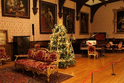 Storybook Christmas at Newstead Abbey & East Midla