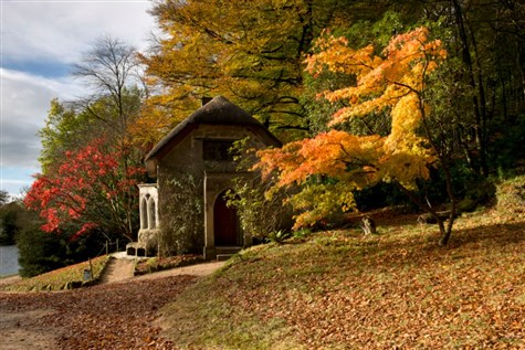 Stourhead Autumn Colours