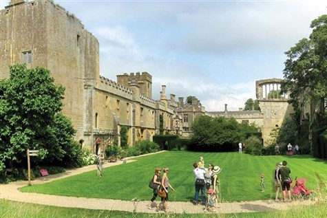 Winchcombe and Sudeley Castle, Gloucestershire