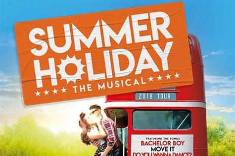 Summer Holiday, Afternoon Tea, Regent Theatre,
