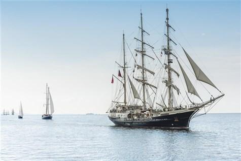 Liverpool Tall Ships Regatta, Merseyside