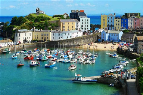 Tenby & Splendid South West Wales