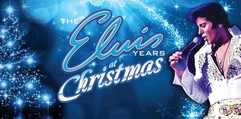 The Elvis years at Christmas. Malvern Theatre