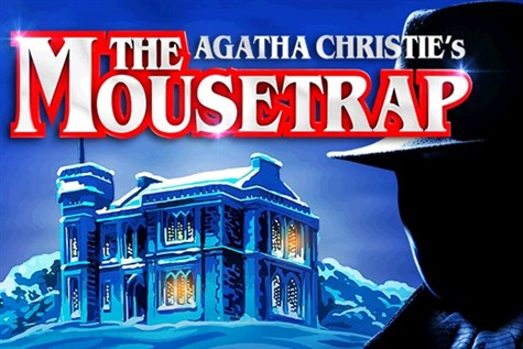 The Mousetrap, The Alexandra Theatre, Birmingham