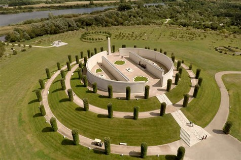 Lichfield and the National Memorial Arboretum