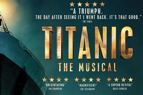 Titanic The Musical, Bham Hippodrome