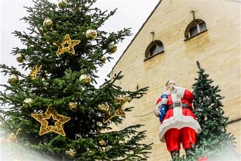 Valkenburg, Maastricht & Aachen Christmas Markets