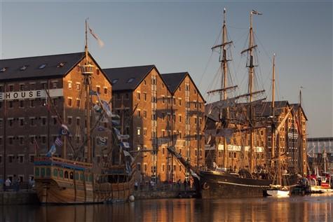 Cirencester & Gloucester Quays