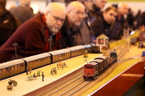 Warley Model Railway Show, Birmingham NEC