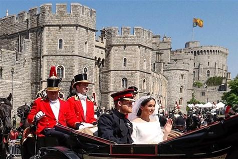 Windsor Castle - A Royal Wedding