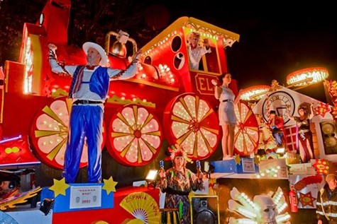 Weston Carnival and Festive Sparkle