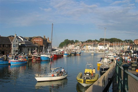 Weymouth and delightful Dorset
