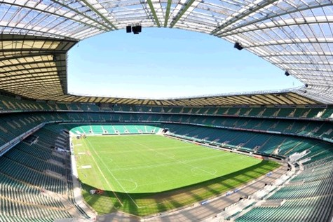 Twickenham Stadium Tour & New World Rugby Museum