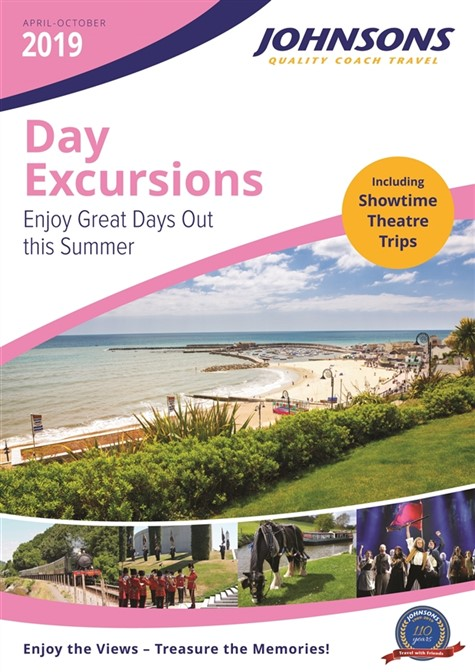 Summer Day Trip brochure