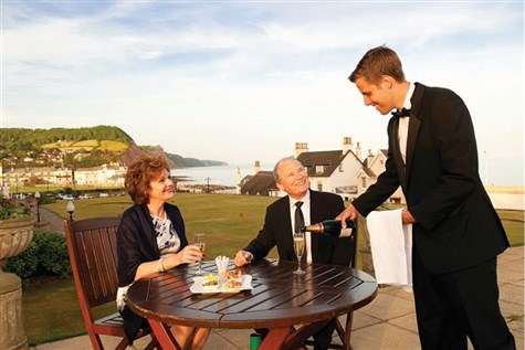 Luxury Easter at The Victoria, Sidmouth