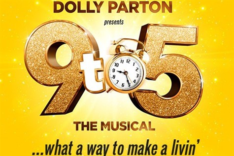'Dolly Parton's 9-5' at the Savoy Theatre, London