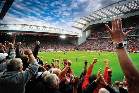 Liverpool or Liverpool FC Stadium & Museum Tour