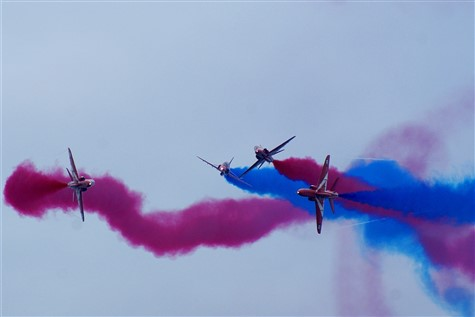Bournemouth Air Show, Dorset