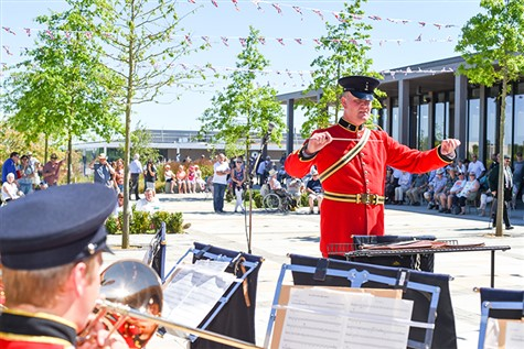 Armed Forces Day at National Memorial Arboretum