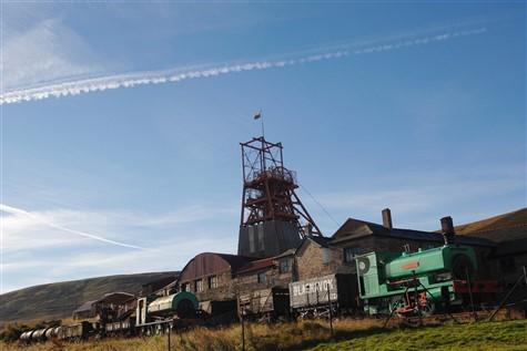 Big Pit Mining Museum, Pontypool