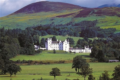 Luxury Traveller Highland Adventure, Dunkeld